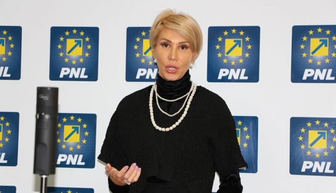 """Foto: Raluca Turcan: """"Somez PSD să voteze în favoarea anticipatelor"""""""