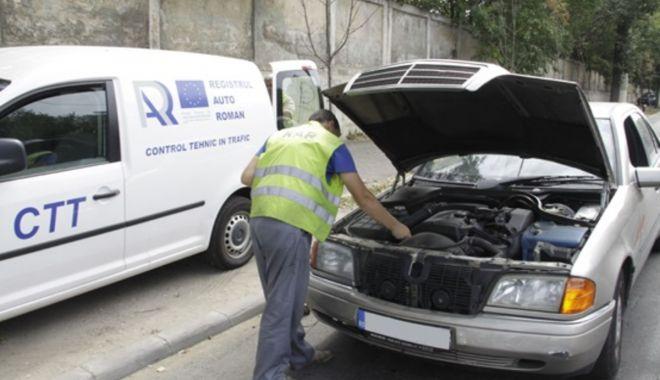 Foto: Pericol pe șoselele din Constanța! Zeci de mașini, scoase din trafic de RAR