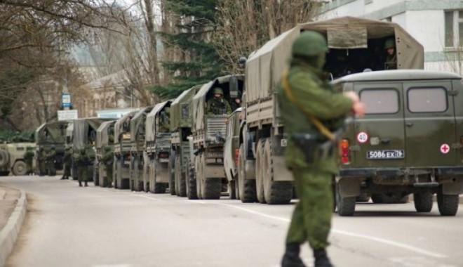 Foto: Separatiștii proruși susțin că au ucis agenți americani
