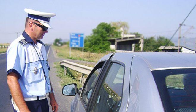 Foto: Razie pe șoselele din județul Constanța