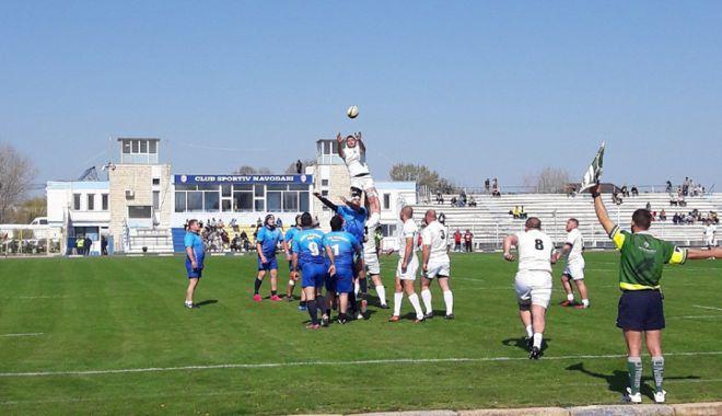 Foto: RCM Galați a amânat duelul  cu CS Năvodari, din week-end