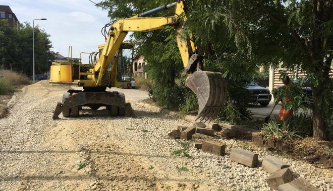 Vor fi reabilitate mai multe străzi de pământ din Compozitorilor, Baba Novac și Palazu Mare - reabilitarestrazi3-1568831369.jpg