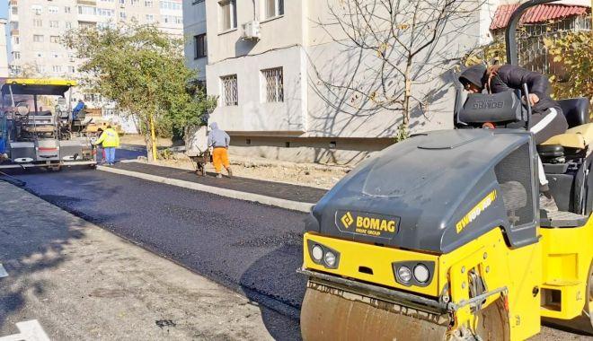 Trama stradală din orașul Constanța este reabilitată - reabillitare2-1606895042.jpg