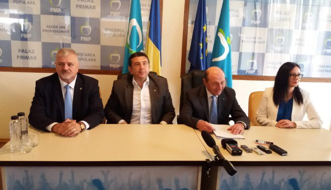 UPDATE. Traian Băsescu a dat startul campaniei europarlamentare de la Constanța - received325238101499962-1556972349.jpg
