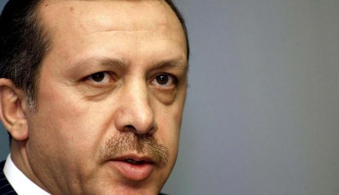 Foto: Premierul Turciei, despre scandalul de corupție: Suntem în fața unui atac