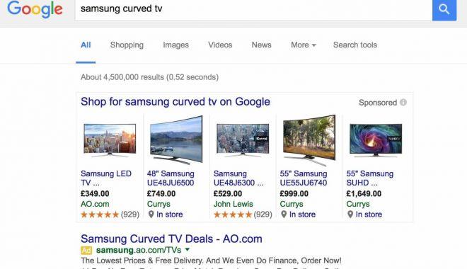 Serviciul Google Shopping ads, disponibil în România. Cum funcționează - reclama-1567693123.jpg