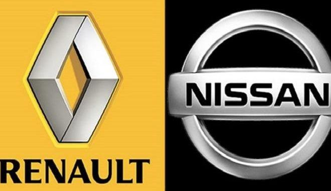 Foto: Renault fuzionează cu Nissan și are planuri mari de dezvoltare