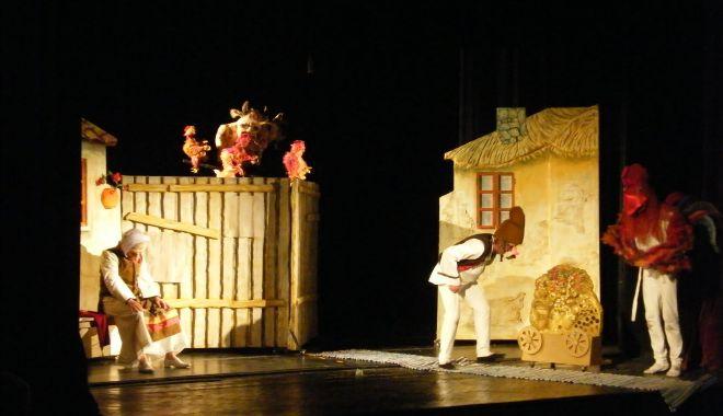 """Reprezentaţii pentru copii, online, săptămâna aceasta, la Teatrul """"Căluţul de mare"""" - reprezentatii-1618752049.jpg"""