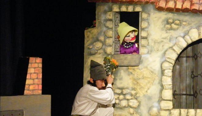 """Reprezentaţii pentru copii, online, săptămâna aceasta, la Teatrul """"Căluţul de mare"""" - reprezentatii1-1618752028.jpg"""