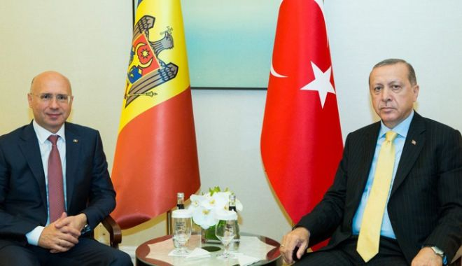 """Foto: """"Republica Moldova și Turcia  au semnat cinci noi acorduri bilaterale"""""""