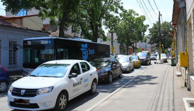 Foto: GALERIE FOTO / Atenție, șoferi! 7 artere rutiere din municipiu își schimbă regimul de circulație