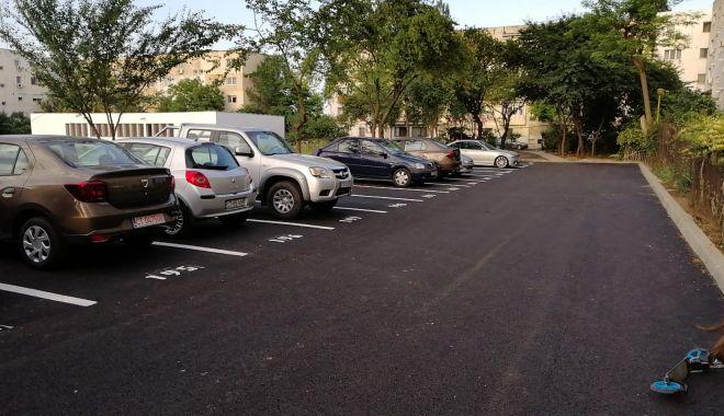 Foto: ATENȚIE CONSTĂNȚENI! Restricții în vederea parcărilor din zonele rezidențiale