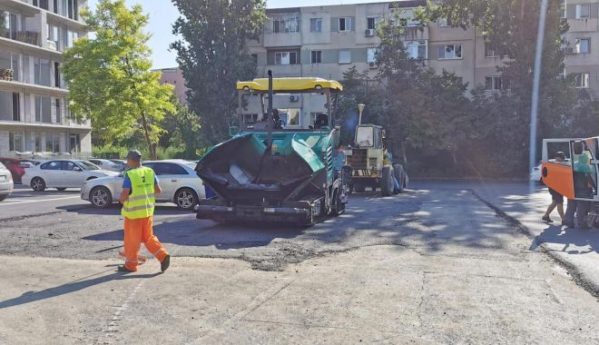 Restricţii de trafic, în mai multe zone din Constanţa. Infrastructura rutieră în reabilitare - restrictiidetrafic-1627284675.jpg