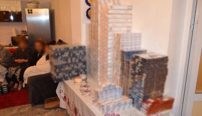Foto: Rețea  de contrabandiști cu țigări și droguri, descoperită  de polițiștii  de frontieră