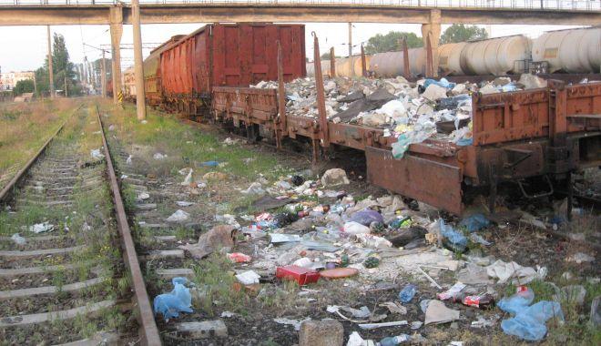 Foto: Rețeaua feroviară a României, la pământ! Sunt necesare investiții de 3,6 miliarde de euro