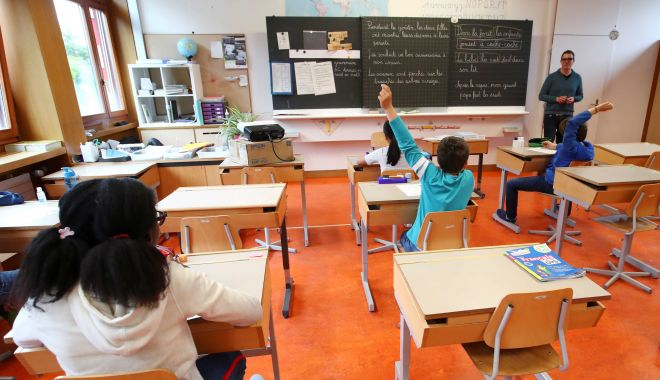 Foto: Consiliul Național al Elevilor salută decizia privind modul în care vor avea loc cursurile