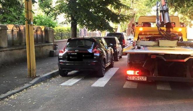 Primăria Constanța avertizează că se ridică mașinile parcate neregulamentar - ridicaremasini-1594661945.jpg