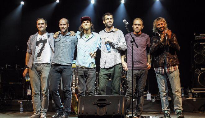 """Foto: """"Robin and the Backstabbers"""" își lansează noul album la """"Doors"""""""