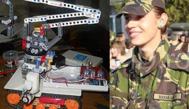 Foto: ROBO Geniu - robotul care salvează vieți