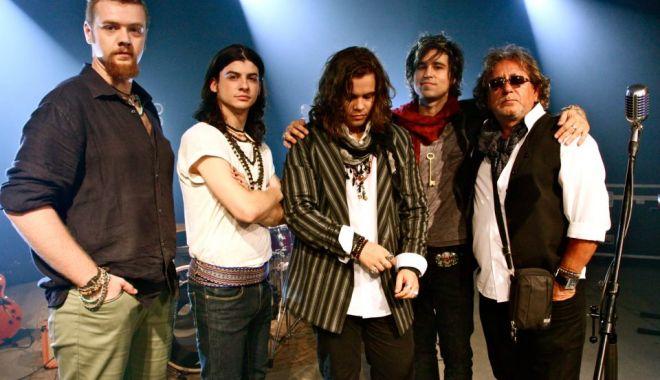 Foto: Rock latin la Doors Club cu trupa Bosquito