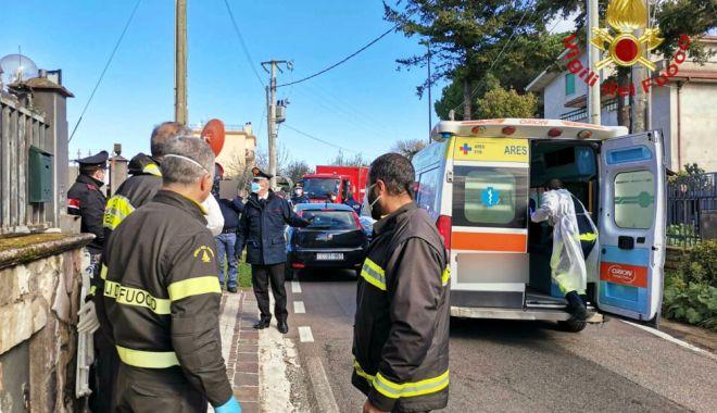 Tragedie în Italia. Cel puțin 5 persoane au murit la un cămin de bătrâni în apropiere de Roma - roma-1610808523.jpg