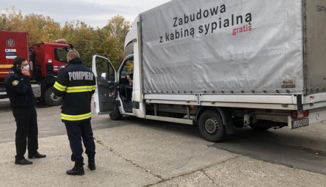 România a primit 50 de concentratoare de oxigen din Polonia, prin Mecanismul European de Protecţie Civilă - romana-1634114863.jpg