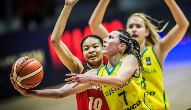 Foto: România va organiza Cupa Mondială de baschet feminin U17