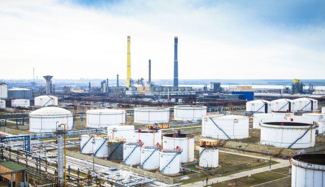 Foto: Sistem modern de recuperare GPL, la Rafinăriile Rompetrol