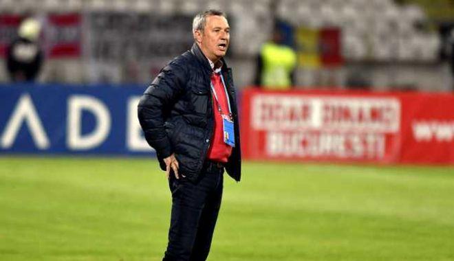 Foto: Mircea Rednic ar putea prelua o echipă din Belgia, rămasă fără antrenor