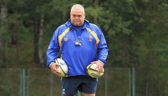 Foto: Doliu în rugby-ul românesc. A murit Adrian Costache!