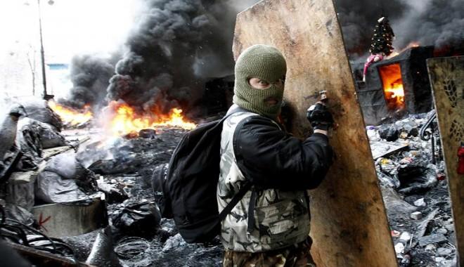 Foto: Ucraina/ Rusia pune la îndoială legitimitatea alegerilor