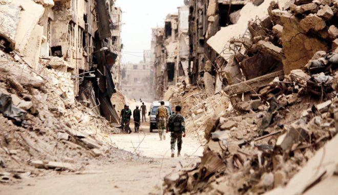 Foto: Rusia recunoaște că a pierdut 112 militari  în războiul din Siria
