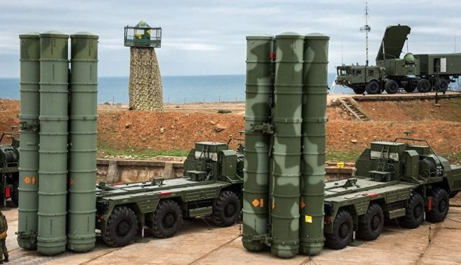 Foto: Turcia nu va renunța să achiziționeze rachete rusești S-400
