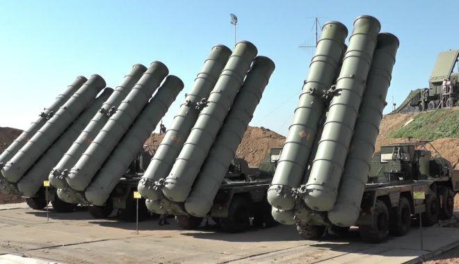 Foto: Rusia livrează Turciei încă o baterie S-400