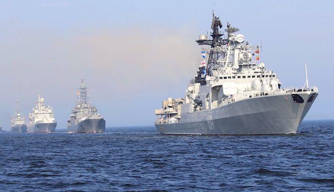 Foto: Rusia anunță noi exerciții în Marea Neagră, cu efectuarea de tiruri cu rachete