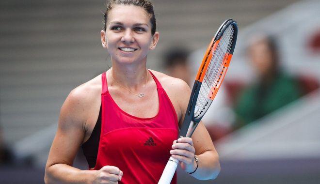 """Foto: S-a aflat adversara Simonei Halep din turul al doilea de la """"Rogers Cup"""""""