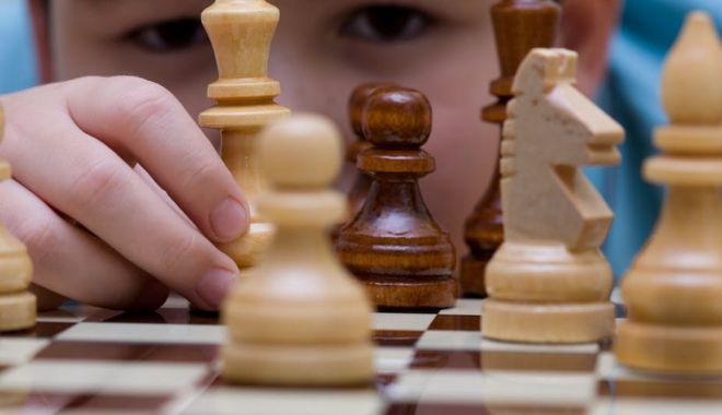 Foto: Campionatele Europene școlare de șah, la Mamaia