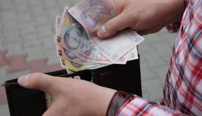 Foto: Informația zilei despre salariul minim pe economie