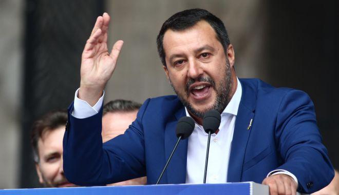 Foto: Salvini felicită Alternativa pentru Germania pentru rezultatul din alegeri
