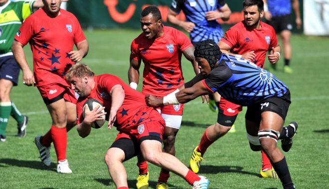 Foto: Sâmbătă, aflăm campioana Cupei Regelui la rugby