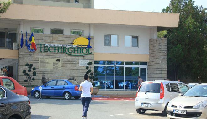 Foto: Sanatoriul Techirghiol nu mai are persoane în carantină