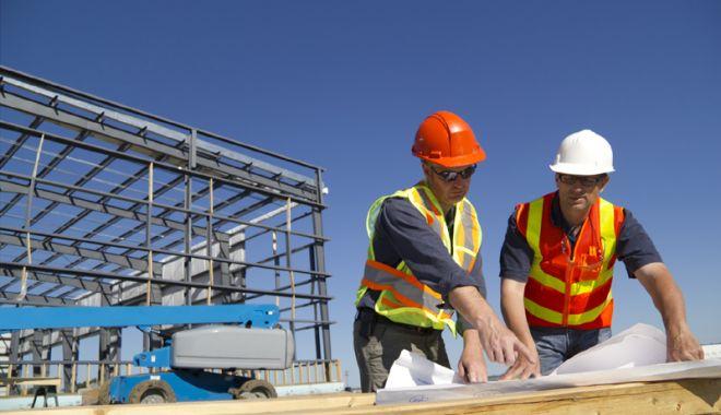 Foto: Șantierele la control! ITM a amendat constructorii