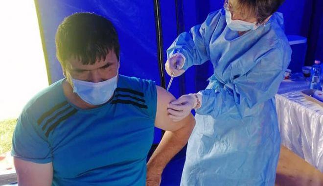 Campanie de vaccinare împotriva COVID-19 în comuna Saraiu - saraiuvaccinare-1623952639.jpg