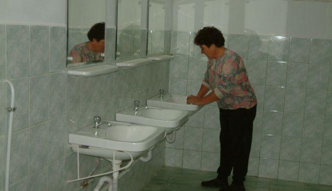 Foto: Șase unități de învățământ din județul Constanța, fără apă curentă