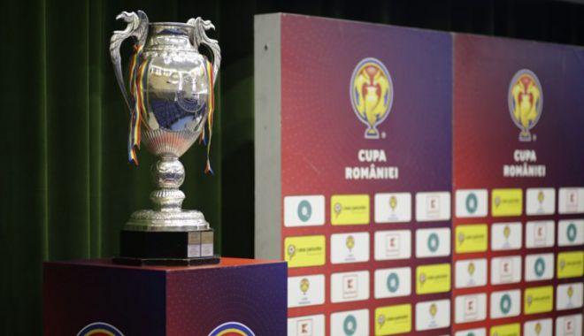 Foto: S-a stabilit programul optimilor  Cupei României. Când joacă FC Viitorul