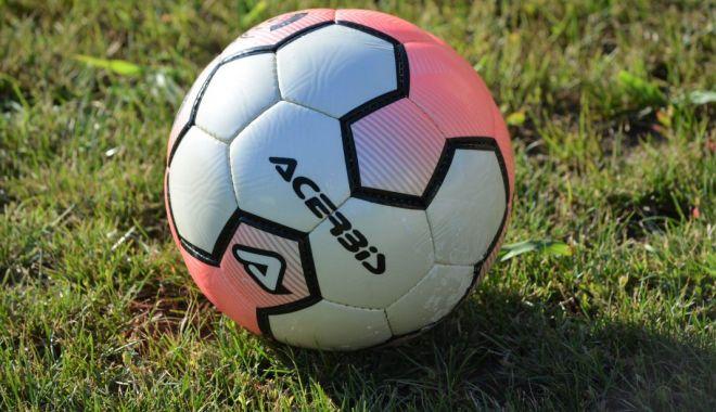Foto: S-au stabilit datele la care se vor relua ligile inferioare de fotbal din județul Constanța