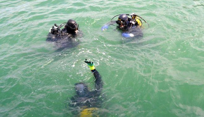 Foto: Marinarii militari, scufundări alături de camarazii bulgari