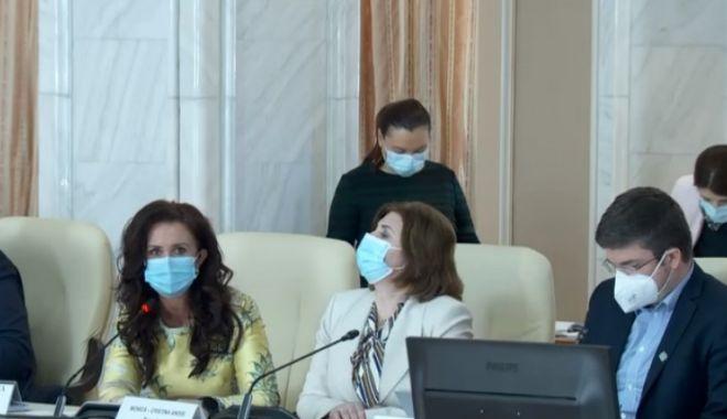 Scandal la comisiile de Educație. Natalia Intotero și Monica Anisie s-au certat care să conducă ședința - scandalonline-1614263487.jpg
