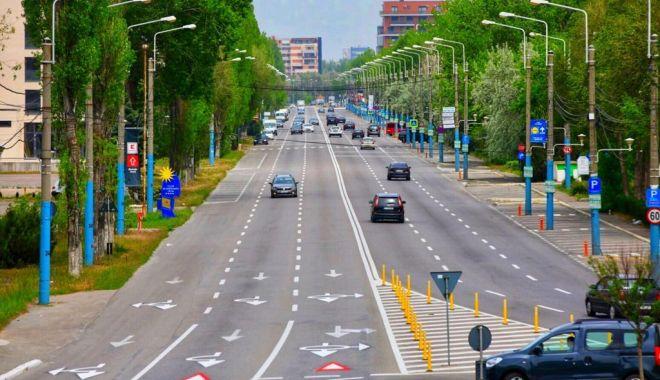 Schimbări de trafic rutier în stațiunea Mamaia. Cum se va circula de luni, 26 aprilie - schimbaridetrafic-1619173970.jpg
