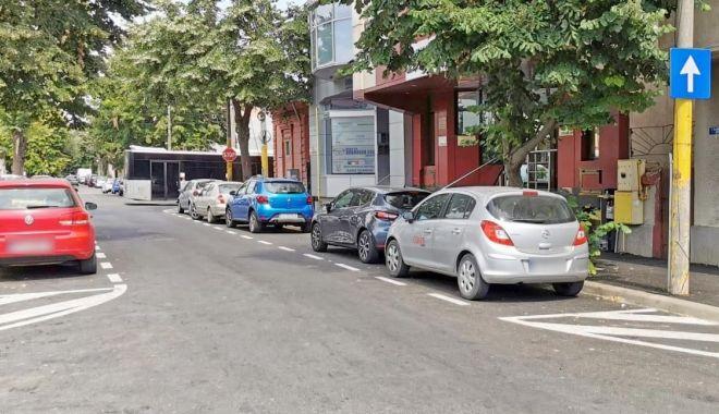 Foto: Schimbări în trafic, la Constanța. Mai multe străzi devin cu sens unic și se modifică traseul autobuzelor